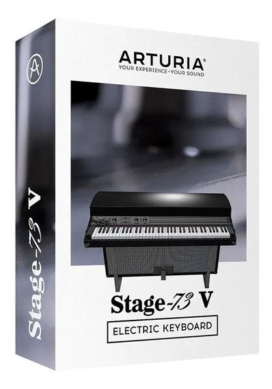 Software Arturia Rhodes Stage 73 V Original Licencia Oficial