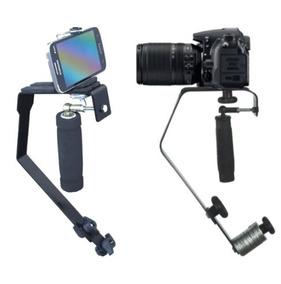 Estabilizador Steadycam Para Câmeras Filmadora Dslr, Celular