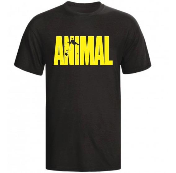 Camisa De Academia Animal