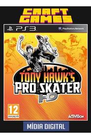 Tony Hawks Pro Skater Hd Ps3 Psn Digital Game