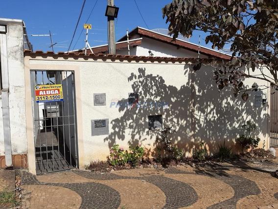Casa Para Aluguel Em Jardim Belo Horizonte - Ca271869