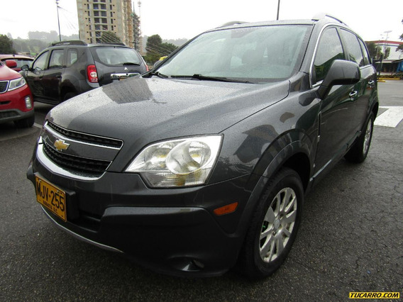 Chevrolet Captiva Sport At 3000cc Aa 4x4