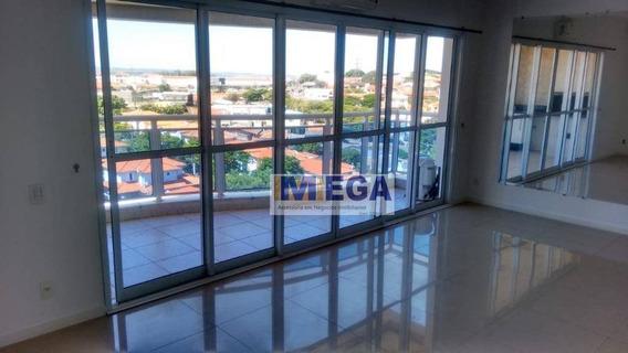 Apartamento Com 3 Dormitórios À Venda, 105 M² Por R$ 800.000 - Parque Prado - Campinas/sp - Ap3820