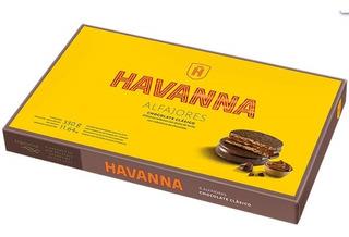 Alfajores Havanna Caja X12 Unidades (solo Negros)