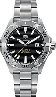 Tag Heuer Aquaracer Dial Negro Calibre 5 Reloj Automatico Pa