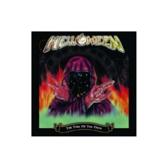 Helloween Time Of The Oath Cd X 2 Nuevo