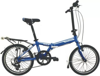 Bicicleta Peglable Fire Bird Smart R20 Aluminio 6v