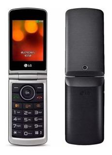 Celular Lg G360 Libre Con Tapa Nuevo Local Moron