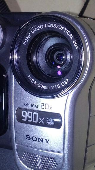Trv128 Sony Digital 8mm Novinha!