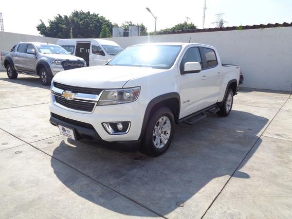 Chevrolet Colorado 3.6 Paq. C 4x4 At 2016 Blanco
