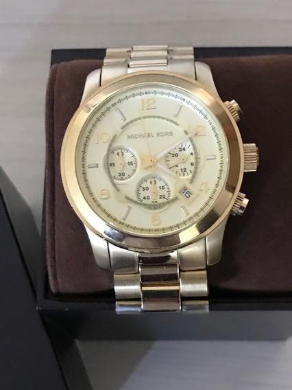 Vendo Relógio Michael Kors Seminovo Original Na Caixa