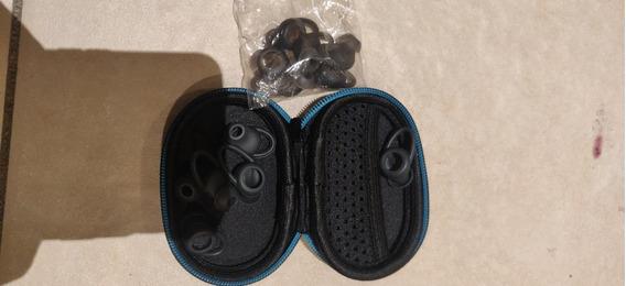 Borrachas Silicone Eartips Ear Pads P/ Meizu Ep51 Bluetooth