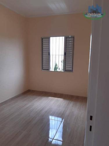Apartamento À Venda, 50 M² Por R$ 225.000,00 - Parque Renato Maia - Guarulhos/sp - Ap1209