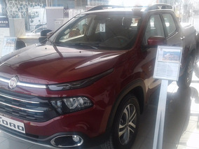Fiat Toro 2.0 Volcano 4x4 At Rojo Tribal Pack Premium