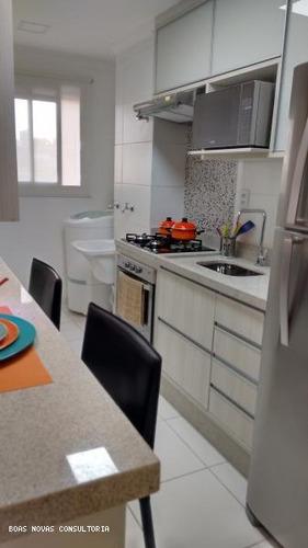 Apartamento Para Venda Em Guarulhos, Picanço, 2 Dormitórios, 1 Suíte, 2 Banheiros, 1 Vaga - 687_1-890979