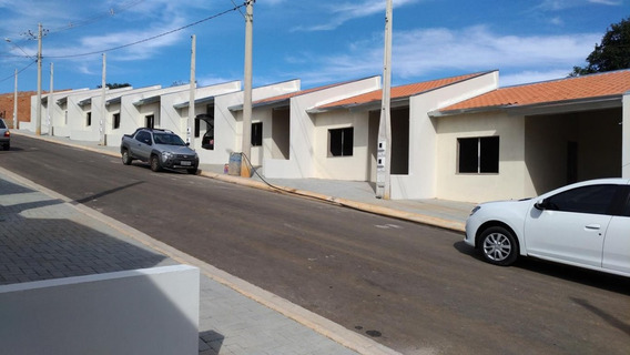 Casa Em Condomínio Para Venda No Maracanã Em Jarinu - Sp - 55