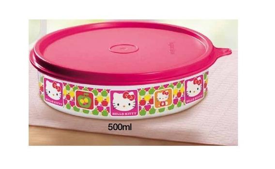 Tupperware Pratinho Hello Kitty 500ml Importado