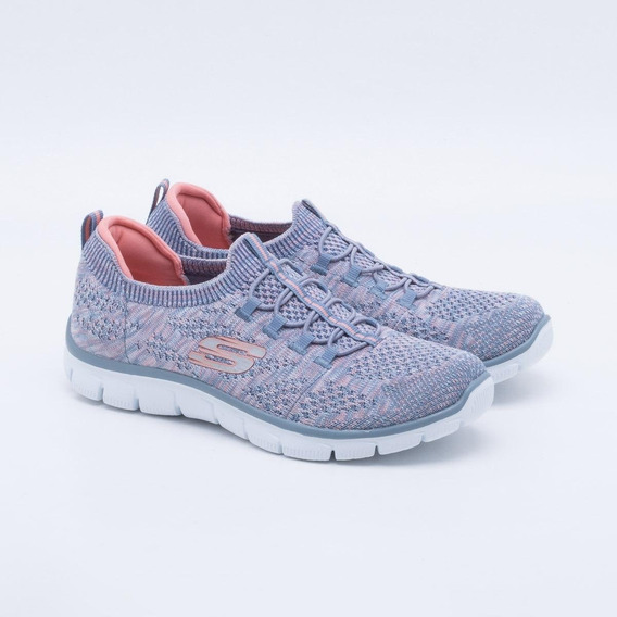 Tênis Skechers Sharp Thinking Feminino