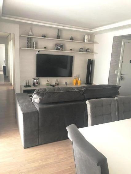 Apartamento Com 3 Dormitórios À Venda, 96 M² Por R$ 790.000 - Barra Funda - São Paulo/sp - Ap1296