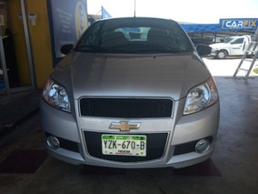 Chevrolet Aveo 1.6 Ltz At Mid 21165583