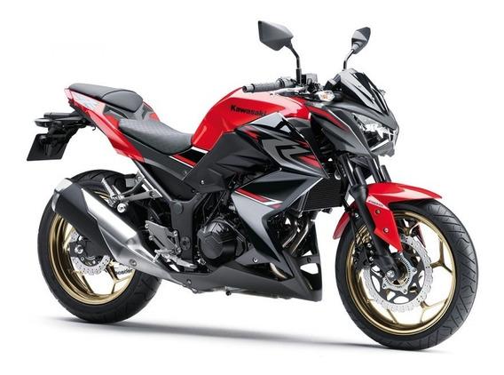 Kawasaki Z300 2018 Abs