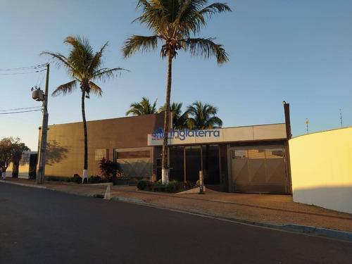 Casa Em Condomínio Fechado Próximo A Uel - Ca1632