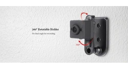 Mini Camera Filmadora Quelima Sq12 1080p Fullhd Night Vision