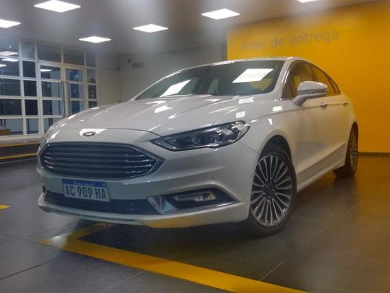 Ford Mondeo Titanium Ecoboost 2.0t 2018 15.000kms (mac)