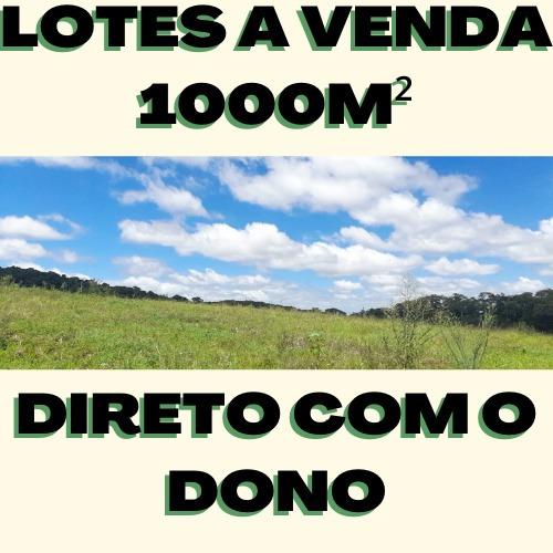 S.g Lotes Pronto Para Construir, Direto Com O Dono !!