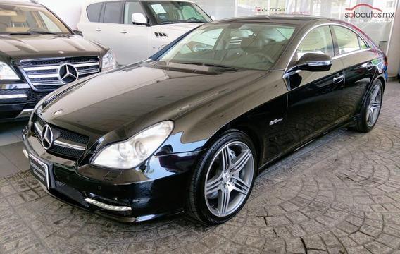 Mercedes-benz Clase Cls 2009 Cls 63 Amg