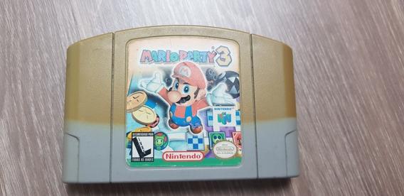 Mario Party 3 Original Nintendo 64