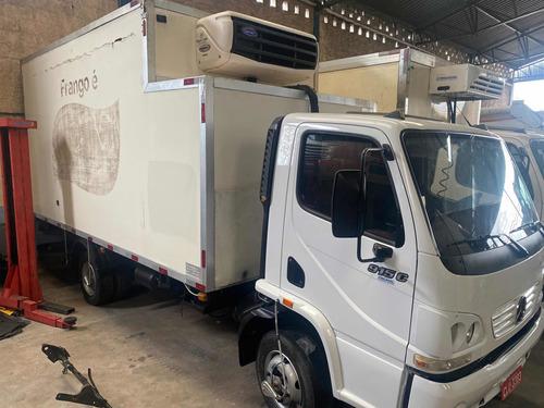 Mercedes  Acelo 915 2011 11 Bau Refrigerado 105000 Chassis