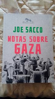 Hq Notas Sobre Gaza Joe Sacco