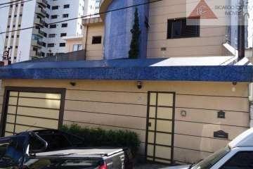 Sobrado Residencial Para Venda E Locação, Anália Franco, São Paulo. - So0131