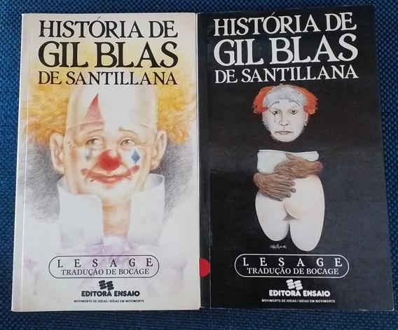 Histórias De Gil Blas De Santillana (2 Volumes)