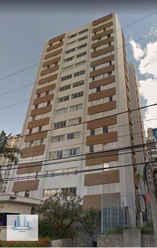 Imagem 1 de 26 de Apartamento Residencial À Venda, Moema, São Paulo. - Ap2609
