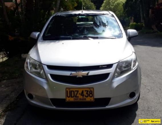 Chevrolet Sail Ls 1400 Cc Mt