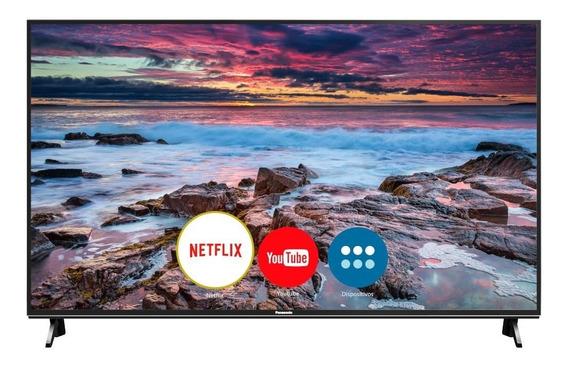 Smart Tv 4k Ultra Hd Hdr Led 55 Panasonic Wi-fi Tc-55fx600b