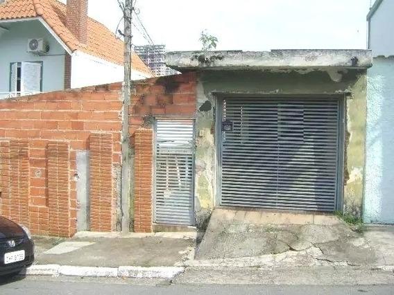 Casa Para Reforma Em Terreno De 8 X 26 - S6784
