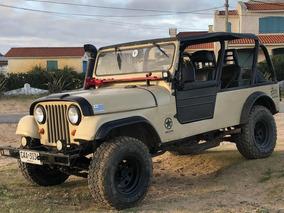 Jeep Jeep Willys Overland 4x4 Original Cj-6