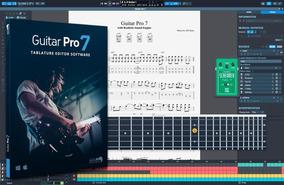 Guitar Pro7 Mac Osx (ver 7.5.0 Com Soundbanks + Instalação)