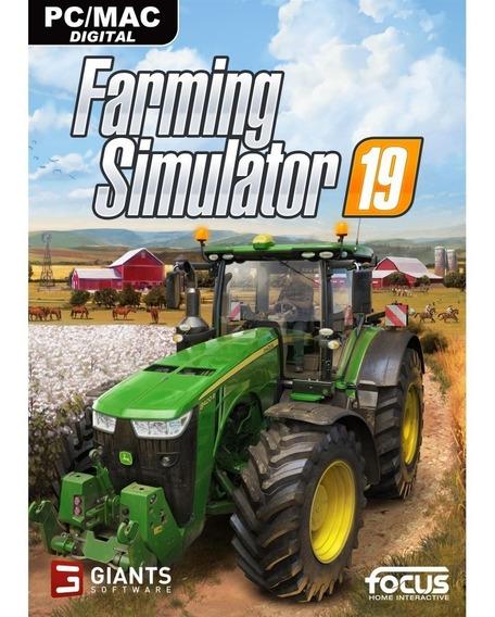 Farming Simulator 19 Pc Digital Envio Por Email