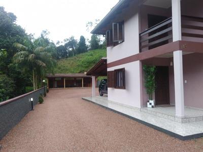 Casa Bairro Progresso Dois Pavimentos , 3 Dormitórios Sendo Um Suite . - 3576195