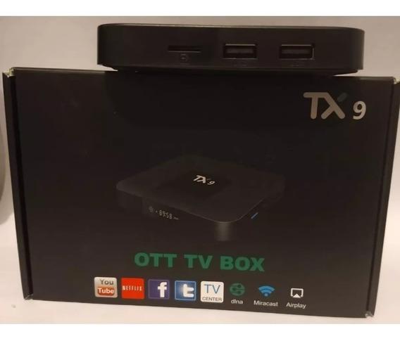 Conversor Smart Tv Tx 9