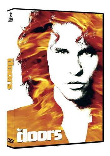 The Doors Val Kilmer Pelicula Dvd