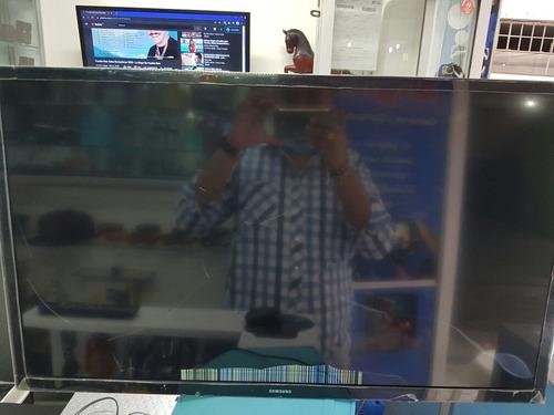 Televisor Samsung Un32j4300ak- Pantalla Dañada - Como Nuevo