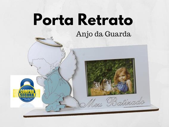 Porta Retrato Mdf Kit Com 02und Foto 10x15