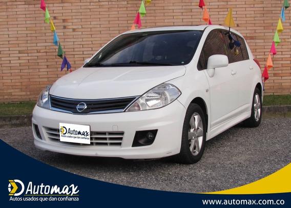 Nissan Tiida Premium, At 1.8