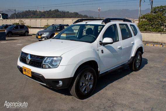 Renault Duster 4x2 2.0 Mecánica