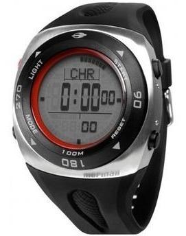 Relógio Mormaii Masculino Táboa De Maré Digital Preto D92i80